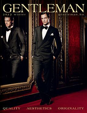 Gentleman Magazin 2012 WINTER