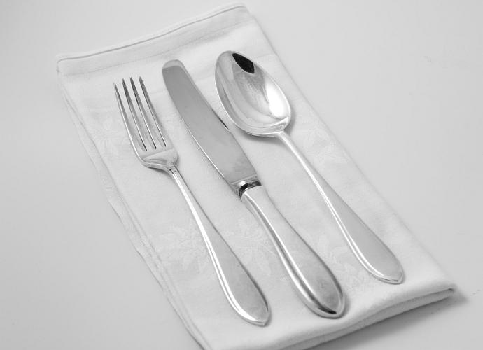 Étteremben