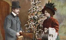 Karácsonyi ünnep a kastélyban