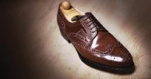 A cipő