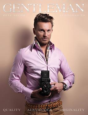 Gentleman Magazin 2012 SPRING